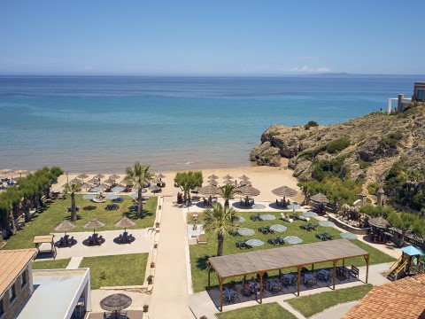 Plaka Beach Resort Vasilikos Zakynthos Greece