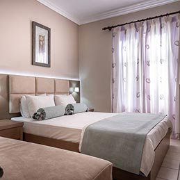 Rooms Plaka Beach Resort Vasilikos Zakynthos Greece