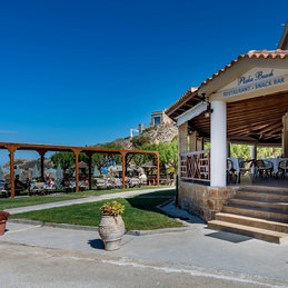 Restaurant Plaka Beach Resort Vasilikos Zakynthos Greece